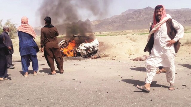 Mansur'u İran öldürttü