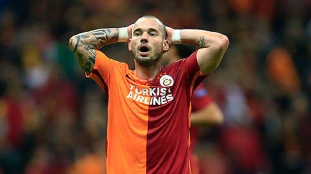 Sneijder<br/>için şok iddia