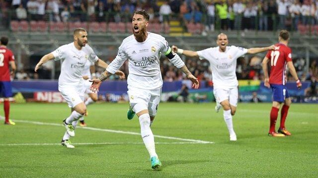 Avrupa'nın en büyüğü<br/>Real Madrid