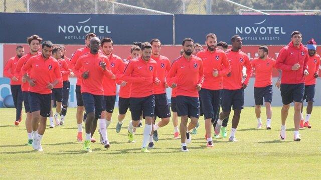 Trabzonspor'da <br/>öncelik iç transfer