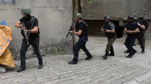 8 terörist daha öldürüldü