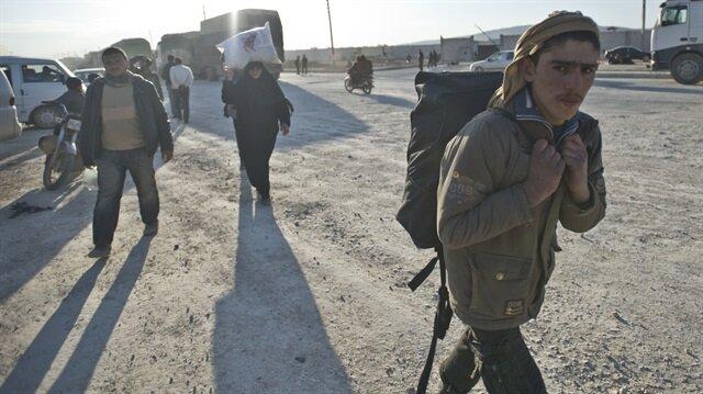 Irak'tan sığınmacı çağrısı