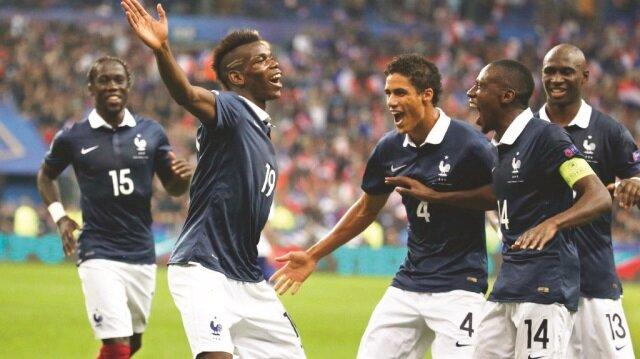 Fransa-Kamerun heyecanı TVNET'te