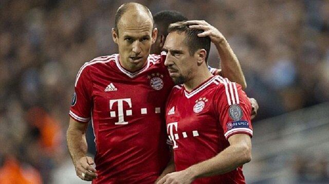 Arjen Robben <br/>hayali sona eriyor