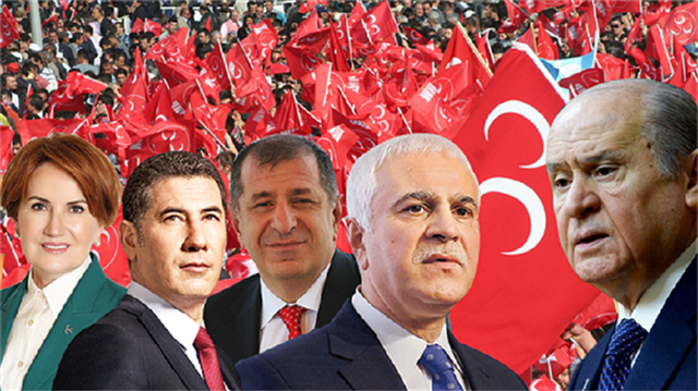 MHP'li muhaliflerden 'ikili kurultay' iddiası