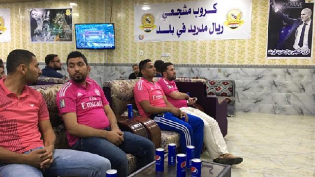 Real Madrid taraftarına<br/>IŞİD yine saldırdı
