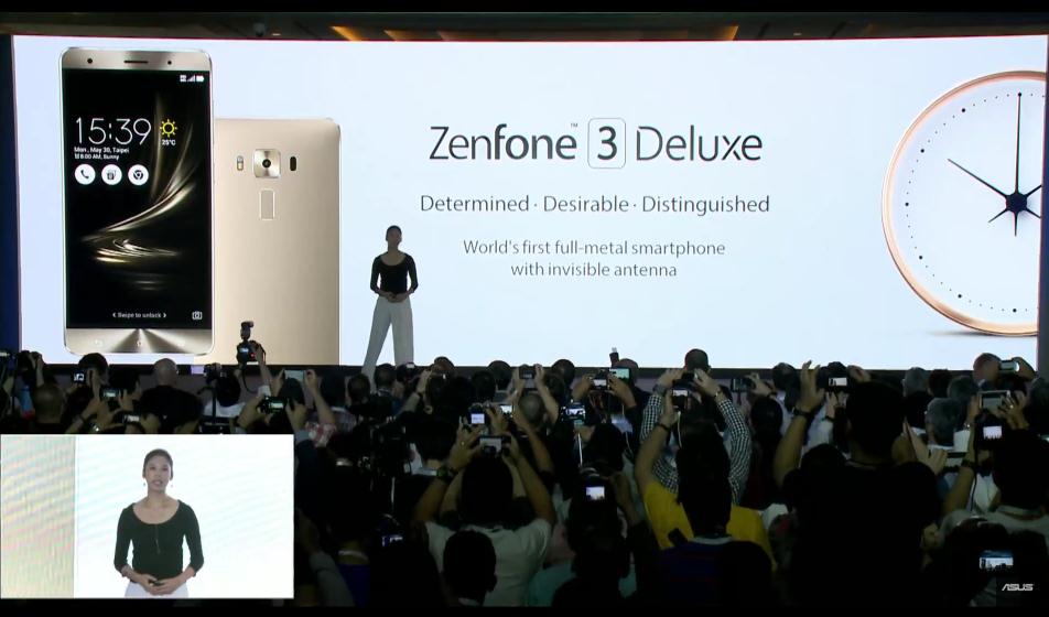 Asus Zenfone 3, komple metal kasaya sahip. Telefonun ekran-kasa oranı ise yüzde 79. Yani telefonun ön yüzü neredeyse çerçevesiz duruyor.