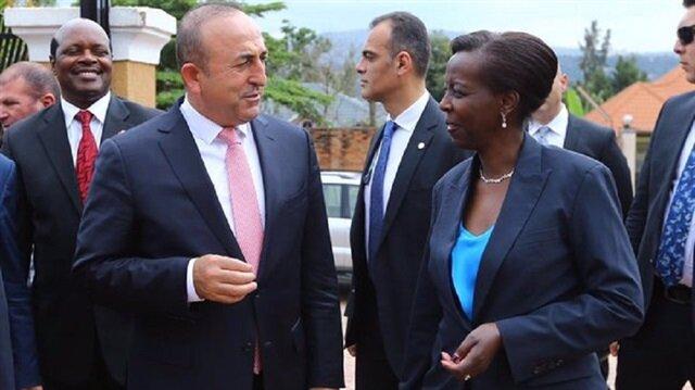 Türkiye'den Ruanda hamlesi