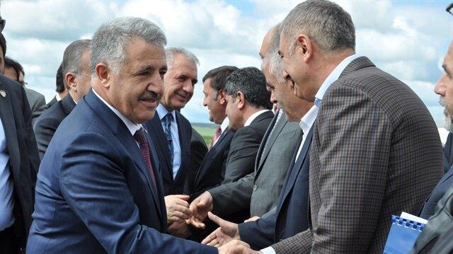 Bakü-Tiflis-Kars hattı yıl sonunda bitecek