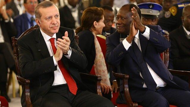 Uganda Erdoğan'ı bekliyor