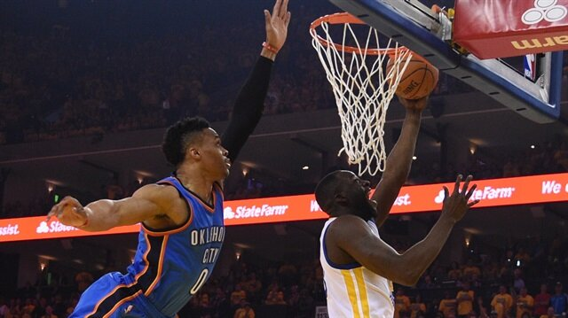 NBA'de finalin adı <br/>belli oldu