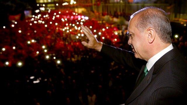 Cumhurbaşkanı Erdoğan müjdeyi İzmir'den verdi