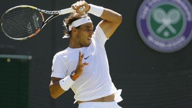Nadal, Wimbledon'dan çekildi