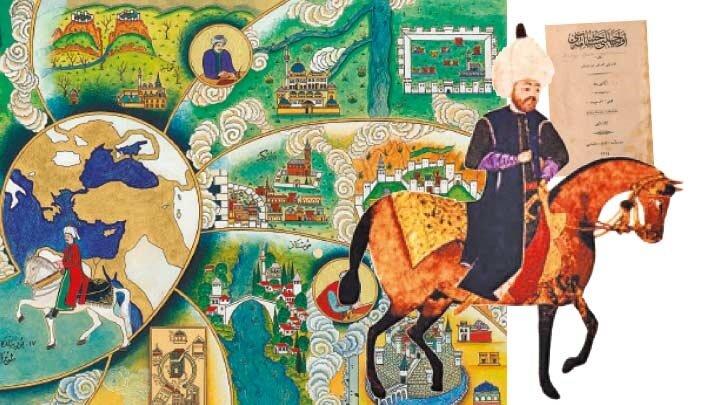 Evliya Çelebi'nin 10 ciltlik Seyahatnamesi, bütün görmüş ve gezmiş olduğu memleketler hakkında oldukça önemli bilgiler içermektedir.
