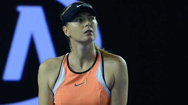 Sharapova CAS'a başvurdu