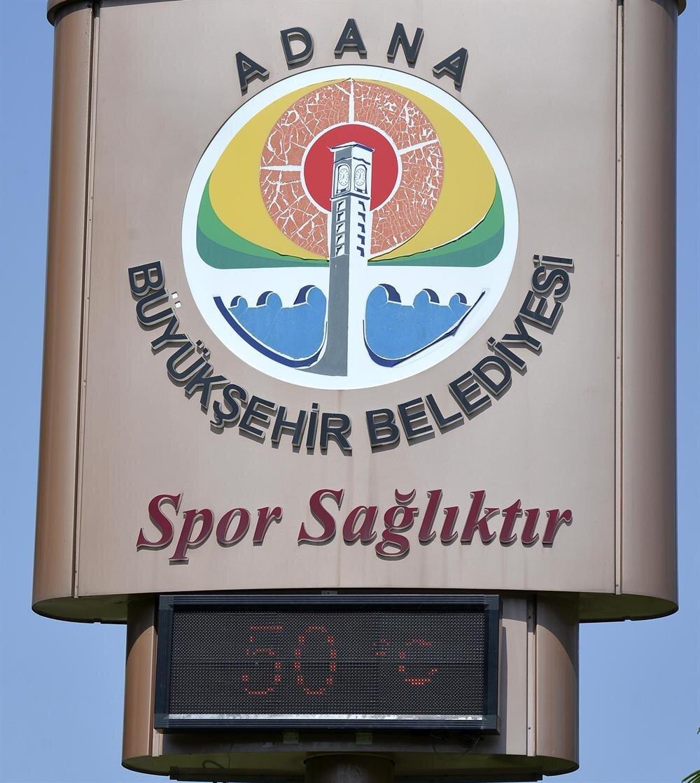 Adana hava durumu - Adana'da aşırı sıcak bunalttı!