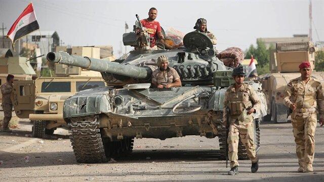 Irak'ta DAEŞ'e büyük darbe