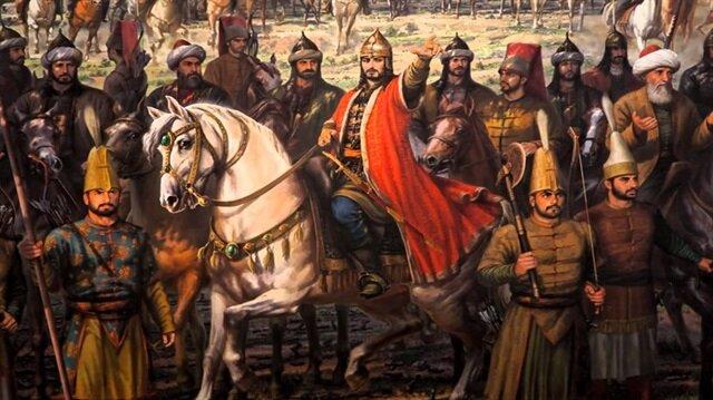Sultan II. Murad'dan oğlu Fatih'e altın öğütler