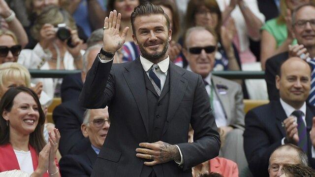 David Beckham'ın en büyük hayali