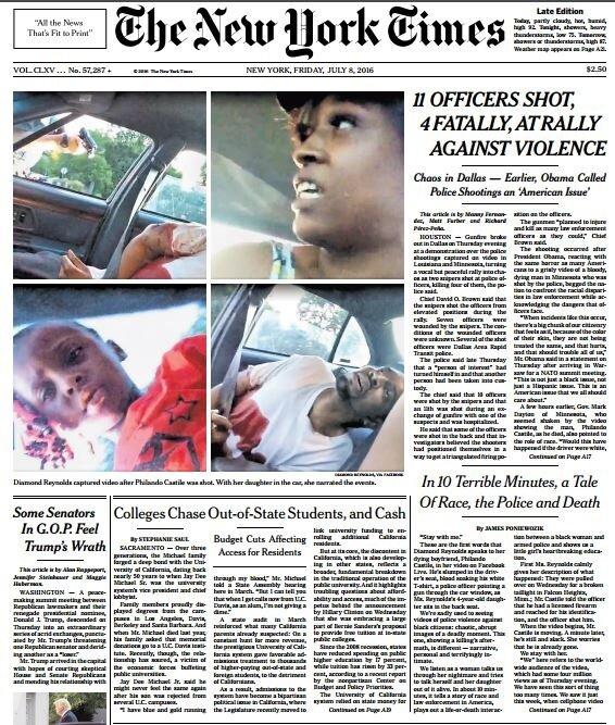 Amerikan NY Times gazetesi,