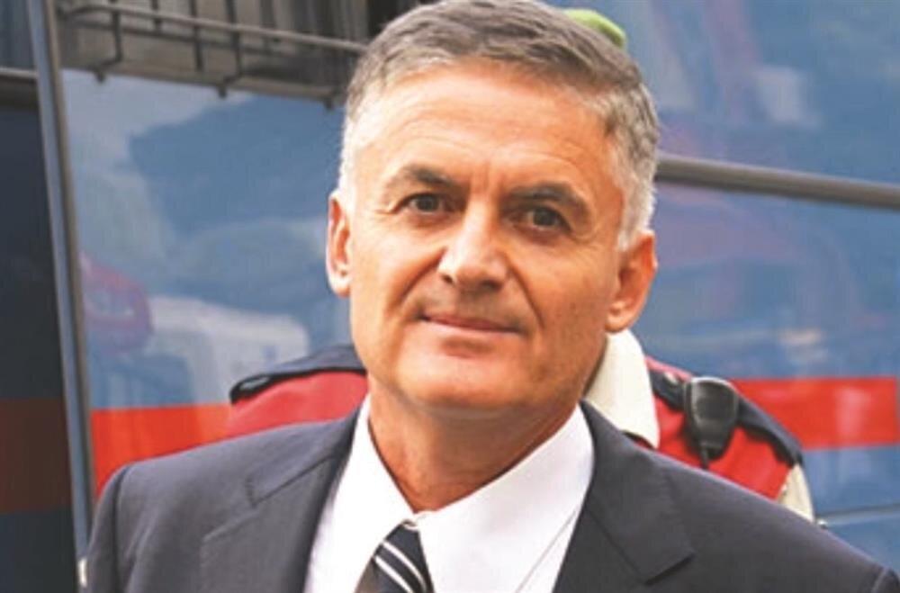 Emekli Albay ve Askeri Hakim Ahmet Zeki Üçok