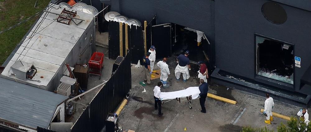 Orlando'da bulunan gece kulübünde meydana gelen saldırıda 50 kişi hayatını kaybetti.