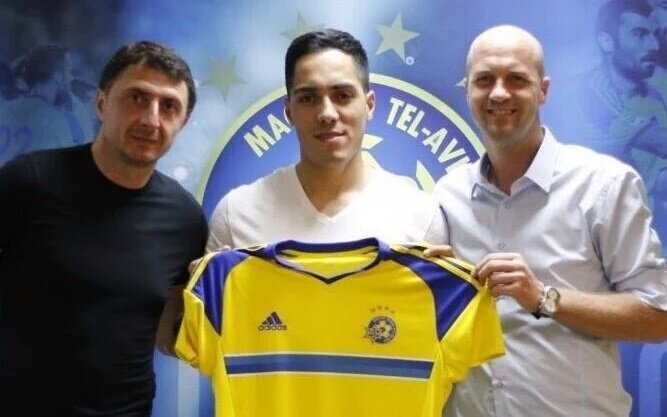 Oscar Scarione, Maccabi Tel Aviv'e transfer oldu.