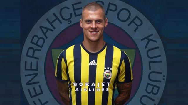 Fenerbahçe'ye<br/>yeni sponsor