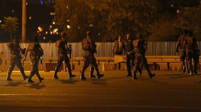 إطلاق سراح 1200 جندي تركي غُرر بهم في محاولة الانقلاب الفاشلة