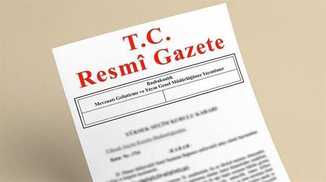 Danıştay Kanunu Resmi Gazete'de yayımlandı