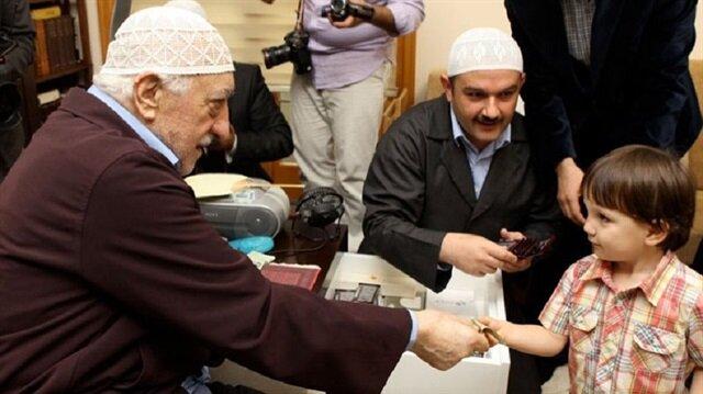 Teröristbaşı Gülen'in sağ kolu yakalandı