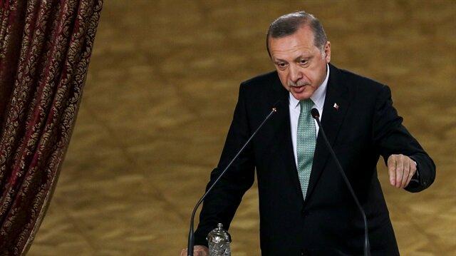 Erdoğan: Genelkurmay Başkanı'nı Gülen'le görüştürmek istediler