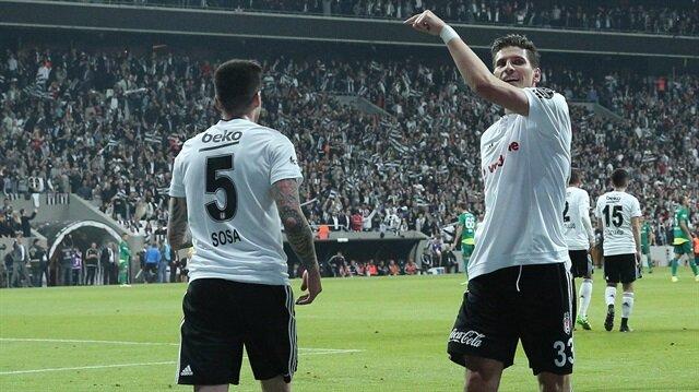 3 vedanın <br/>Beşiktaş'a bedeli: 72 gol
