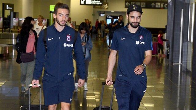Trabzonspor <br/>Macaristan'a gitti