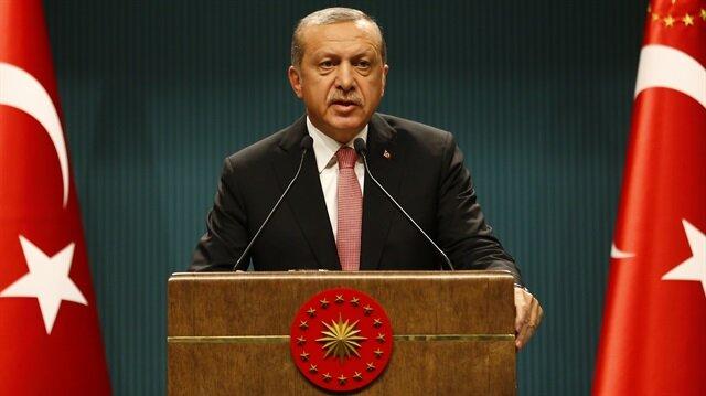 Cumhurbaşkanı Erdoğan: Sizler tarih yazdınız