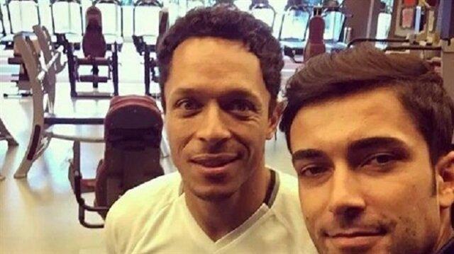 Adriano <br/>sağlık kontrolünde