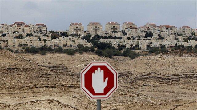 Yahudi yerleşimine FKÖ'den tepki