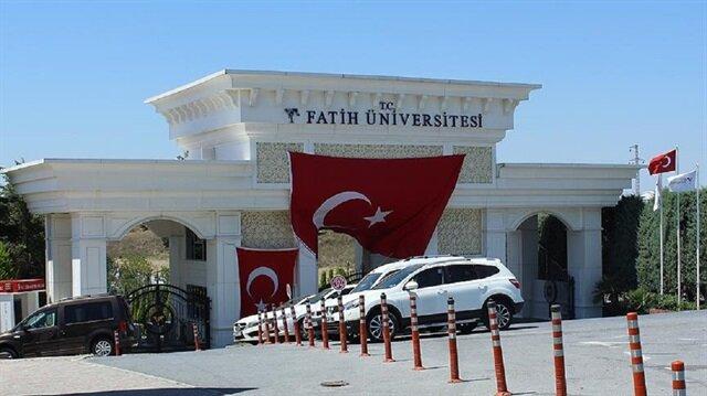 Fatih Üniversitesi çalışanlarına soruşturma