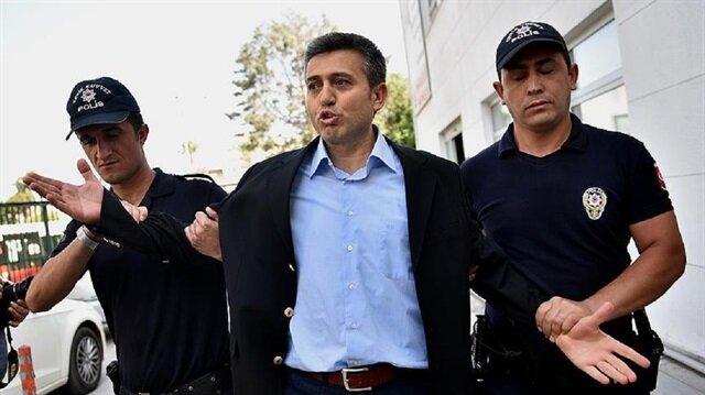 Eski Mersin İstihbarat Şube Müdürü yakalandı