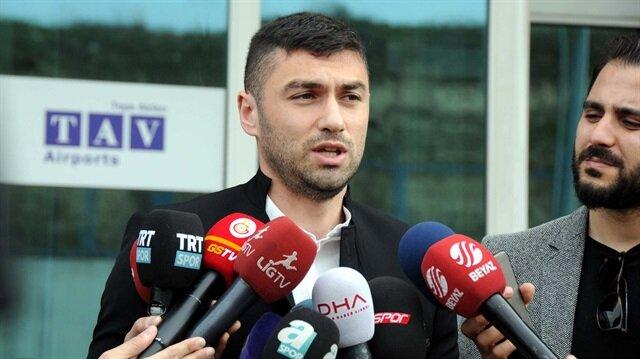 'Beşiktaş'tan teklif <br/>gelirse konuşuruz'