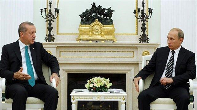 لقاء مرتقب بين أردوغان وبوتين في أغسطس