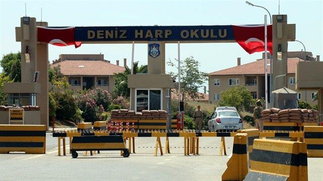 قوات الأمن التركية تفتّش الأكاديمية البحرية بإسطنبول