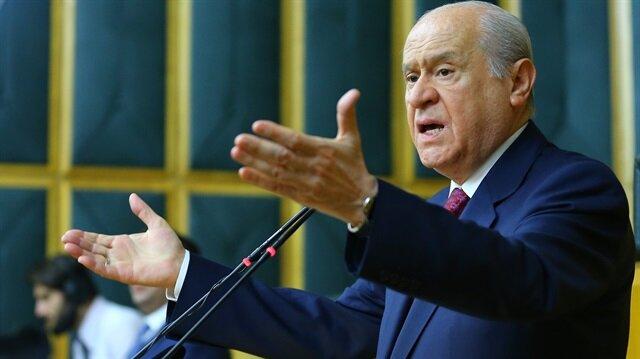 زعيم القوميين الأتراك: الحملة الصليبية ضد تركيا ماتزال متواصلة