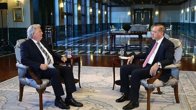 أردوغان: 35 عاما ونحن نكافح الإرهاب وألمانيا تدعم الإرهابيين
