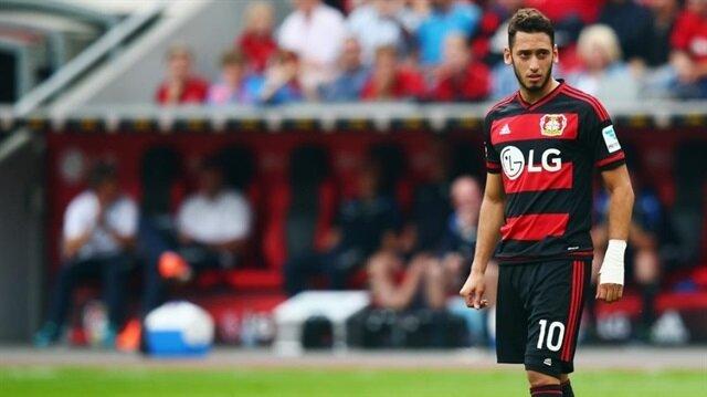 Leverkusen'den <br/>sürpriz açıklama