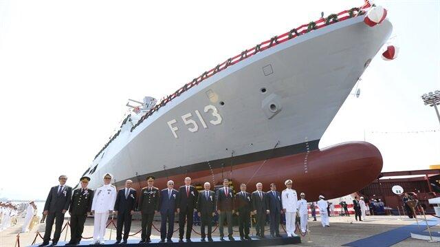 MİLGEM savaş gemisi için ihale açıldı