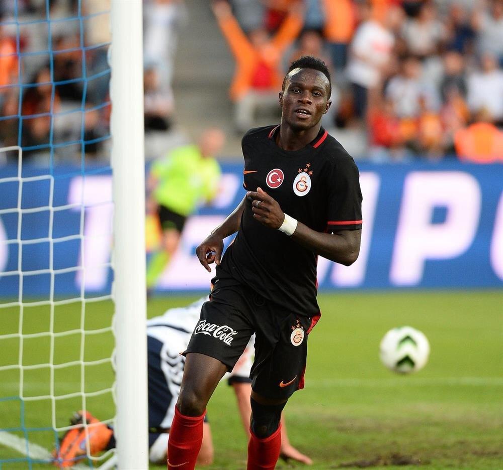 Galatasaraylı Bruma 4 hazırlık maçında 5 gol atarak dikkat çeken bir performans sergiledi.