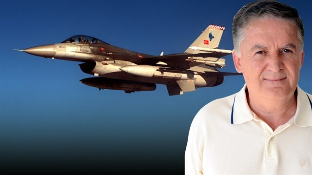 F-16'lar bir kez daha kalkabilir