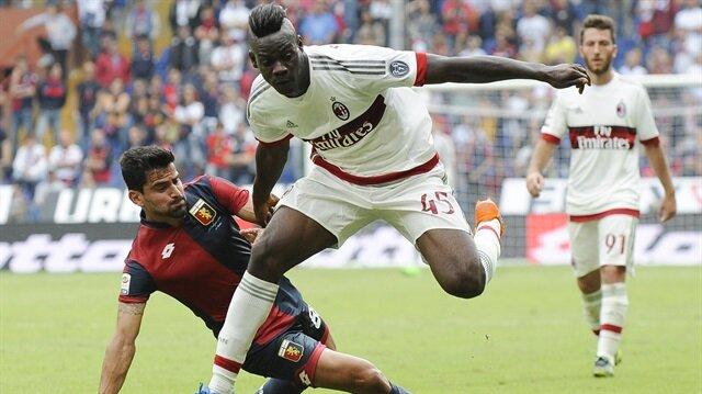 Balotelli için <br/>resmi açıklama