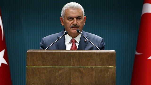 Başbakan Yıldırım'dan 'idam' açıklaması